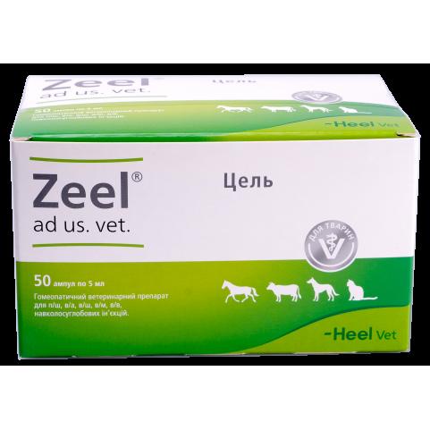 Цель (Zeel) ампулы 5 мл Heel-Vet
