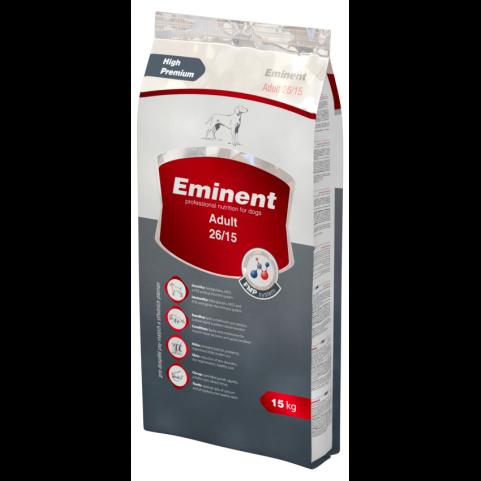 Eminent Adult корм для взрослых собак мелких и средних пород 15 кг