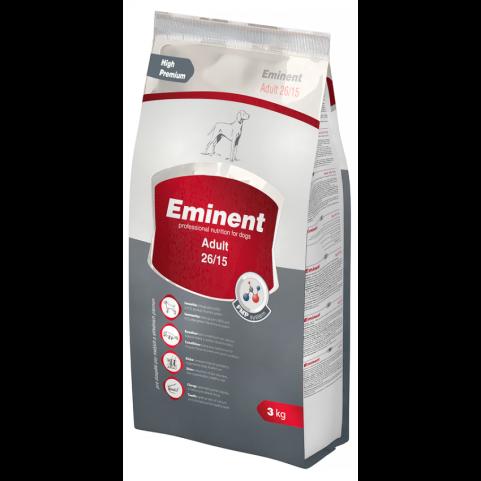 Eminent Adult корм для взрослых собак мелких и средних пород 3 кг