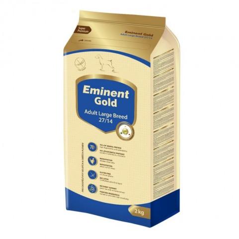 Eminent Gold Adult Large Breed корм для взрослых собак крупных и гигантских пород 2 кг