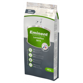Корм Eminent Lamb / Rice гипоалергенный корм с ягненком и рисом