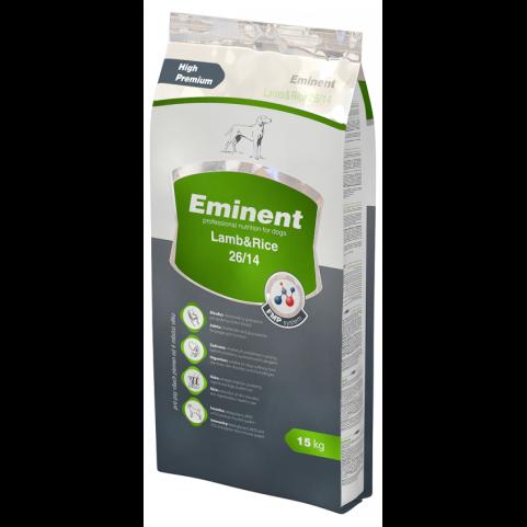Eminent Lamb / Rice гипоалергенный корм с ягненком и рисом 15 кг