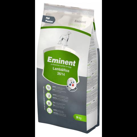 Eminent Lamb / Rice гипоалергенный корм с ягненком и рисом 3 кг