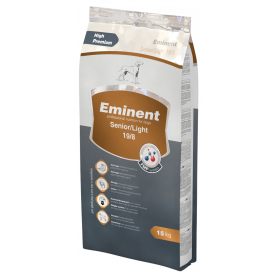 Eminent Senior & Light корм для пожилых собак и собак с лишним весом 15 кг