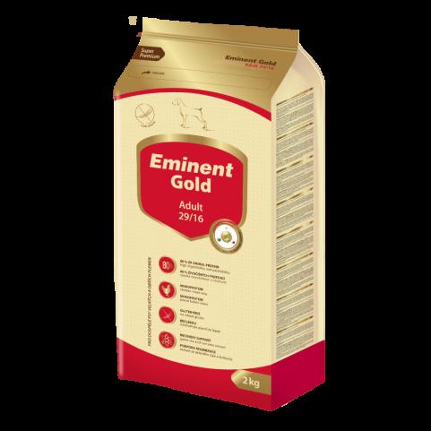 Eminent Gold Adult корм для взрослых собак мелких и средних пород 2 кг