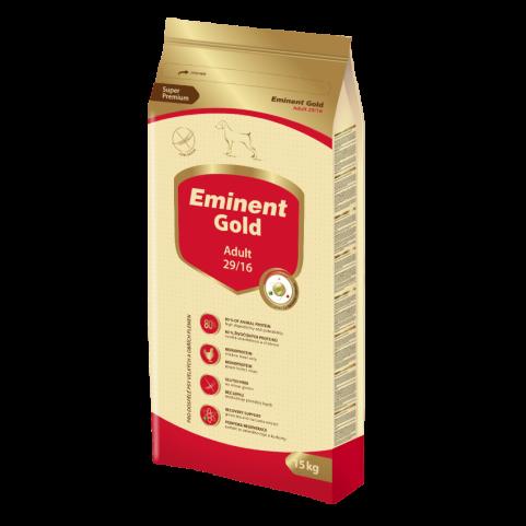 Eminent Gold Adult корм для взрослых собак мелких и средних пород 15 кг